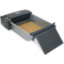 Our Pets Deluxe SmartScoop Self-Scooping Litter Box - 1400012614