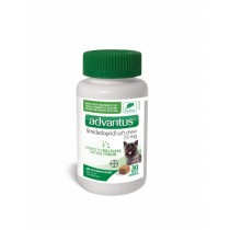 Advantus 7.5mg Soft Chews Oral Flea for Dogs (4 - 22 lbs, 30 Count)