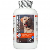 Nutramax Cosequin DS Plus MSM For Dogs, 132 Chewable Tablets