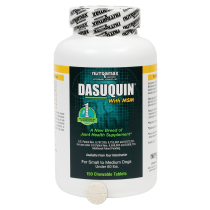 Nutramax Dasuquin w/MSM for Small to Medium Dogs (150 Chewable Tablets)