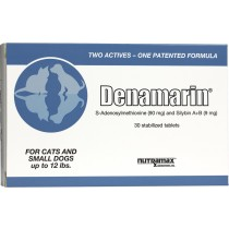 Denamarin for Cats and Small Dogs (30 Tablets)