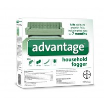 Advantage Flea & Tick Household Fogger (3 x 2 oz)