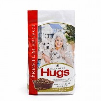 "Hugs Pet Products Paula Dean Premium Select Dog Food Lamb and Rice 4.5 lbs. 12"" x 8.25"" x 5"" - HUG-42010"