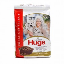 "Hugs Pet Products Paula Dean Premium Select Dog Food Lamb and Rice 12 lbs. 20.5"" x 14.25"" x 3"" - HUG-42013"