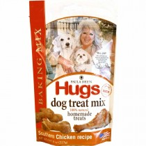 "Hugs Pet Products Paula Dean Treat Baking Mix Chicken Wheat Free 8 oz. 9"" x 5.5"" x 2.5"" - HUG-42031"