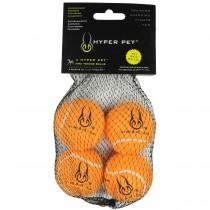 Hyper Pet Mini Replacement Balls 4 Pack Orange HYP0082OR