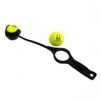 Hyper Pet Throw-N-Go Dog Toy Black HYP49237