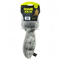 Hyper Pet Doggie Tail Dog Toy Gray HYP49484