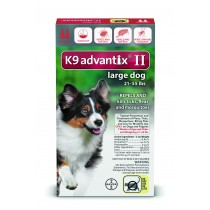 K9 Advantix II for Large Dogs 2pk