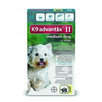 K9 Advantix II for Medium Dogs 2pk