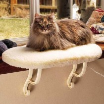 "K&H Pet Products Thermo Kitty Sill Unheated 14"" x 24"" x 9"" - KH3096"