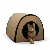 K&H Pet Products Mod Thermo-Kitty Shelter