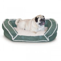 K&H Pet Products Deluxe Bolster Couch