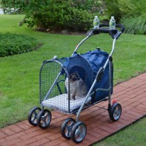 Kittywalk 5th Ave Pet Stroller SUV