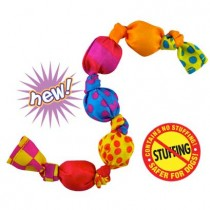 Petstages Stuffing Free Mini Squeak Chain - PS198