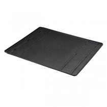 "Richell Convertible Floor Tray Black 41.3 - 79.9"" x 33.9"" x 0.8"" - R94344"
