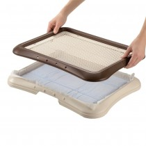 Richell Paw Trax Mesh Training Tray