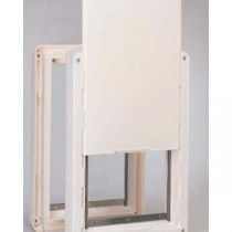 Ideal Ruff Weather Pet Door Extra Large - RWXL