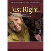 That's My Dog Just Right Dog Training DVD