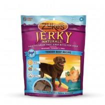 Zuke's Jerky Naturals Healthy Grain Free Treats for Dogs Tender Beef 6 oz. - Z-22050