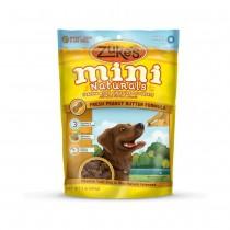 Zuke's Mini Naturals Moist Miniature Treat for Dogs Peanut Butter 1 lbs. - Z-33022