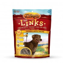 Zuke's Lil' Links Healthy Grain Free Little Sausage Links for Dogs Chicken and Apple - Z-41051