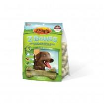 Zuke's Z-Bones Grain Free Edible Dental Chews Clean Apple Crisp 6 count Large - Z-82435