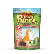 Zuke's Natural Purrz Healthy Moist Treats for Cats Salmon - Z-99054