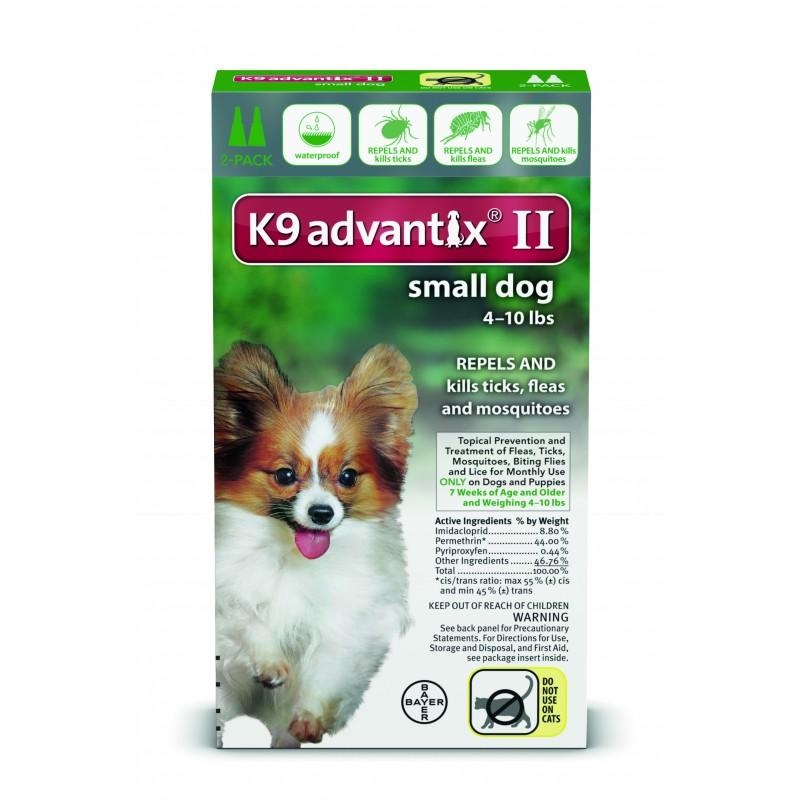 Small Dog Advantix